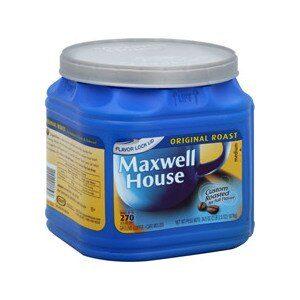 Maxwell House Original Roast Medium Ground Coffee