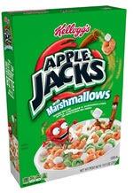 Apple Jacks Breakfast Cereal Original with Marshmallows(10.5 oz )