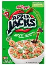 Apple Jacks Cereal(10.1 oz )