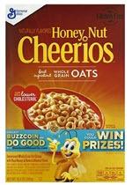 Cheerios Honey Nut Cereal(10.8 oz )