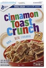 Cinnamon Toast Crunch Cereal(12 OZ )