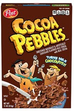Cocoa Pebbles Cereal(11 oz )
