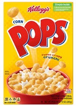 Corn Pops Cereal(10 oz )