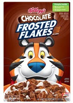 Frosted Flakes Chocolate Cereal(13.7 oz )