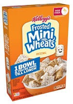 Frosted Mini Wheats Breakfast Cereal Original(18 oz )