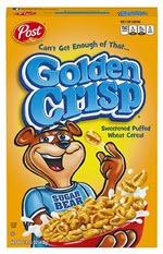 Golden Crisp Cereal(14.75 oz )