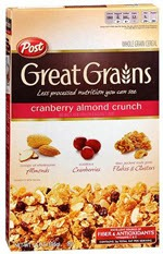 Great Grains Whole Grain Cereal(14 Ounces )