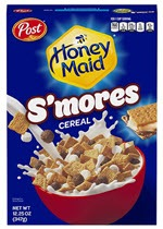 Honey Maid S'Mores Cereal(12.25 oz )