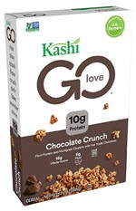 Kashi Breakfast Cereal Chocolate Crunch(12.2 OZ )