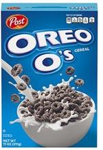 Oreo O's Cereal(11 oz )