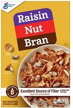 Raisin Bran Breakfast Cereal Original(15.9 oz )