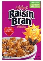 Raisin Bran Cereal(18.07 oz )