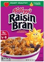 Raisin Nut Bran Cereal(20.8 oz )