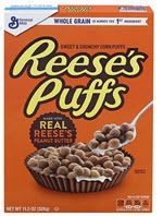 Reese's Puffs Cereal(11.5 oz )