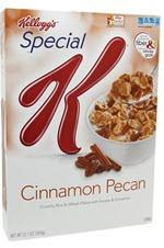 Special K Cereal Cinnamon Pecan(12.1 oz )