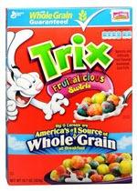 Trix Fruitalicious Swirls Cereal(10.7 oz )