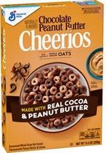 Chocolate Peanut Butter Cheerios