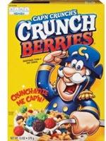 Quaker Cap'n Crunch's Crunch Berries Cereal