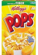 Kellogg's Pops Cereal
