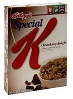 Kellogg's Special K Cereal Chocolately Delight