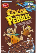 Cocoa Pebbles Cereal