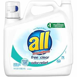 all Free and Clear Coupon