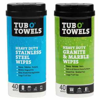 Tub O' Towels Cleaning Wipes Coupon
