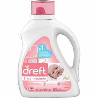 Dreft Laundry Detergent Coupon
