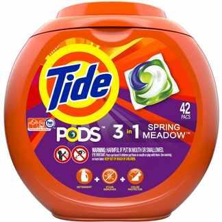 Tide Laundry Detergents Coupon