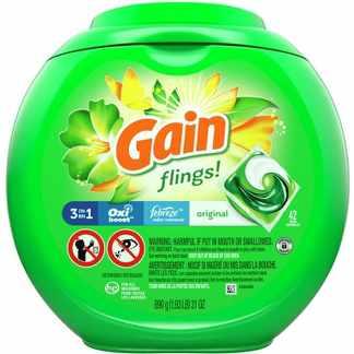 Gain Flings Laundry Detergent Coupon
