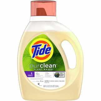 Tide Purclean Detergent Coupon