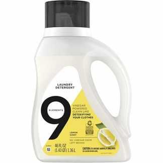9 Elements Laundry Detergent Coupon