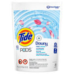 Tide PODS Plus Downy Free Liquid Laundry Detergent Pacs