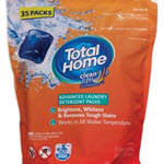 Total Home Advanced Laundry Detergent Pack