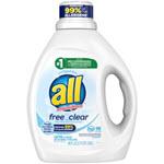 all Liquid Laundry Detergent